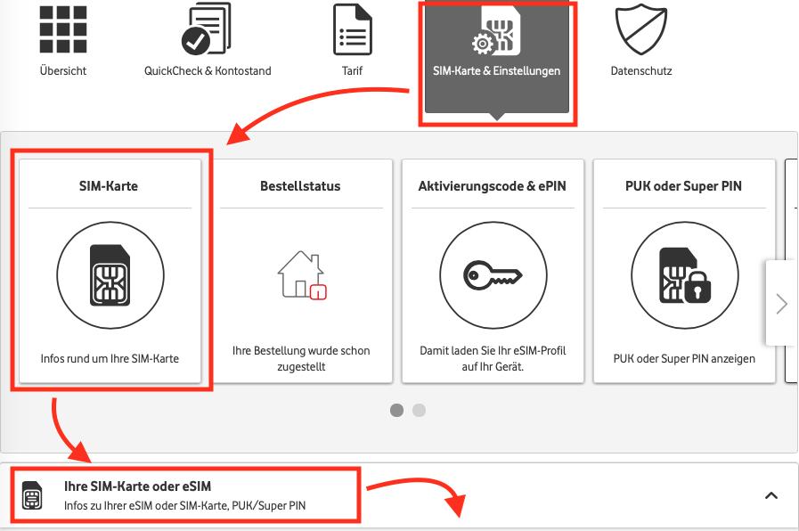 Vodafone Sim Karte Aktivieren.Vodafone De Esim In Iphone Xs Xs Max Mit Ios 12 1 Beta Nutzen